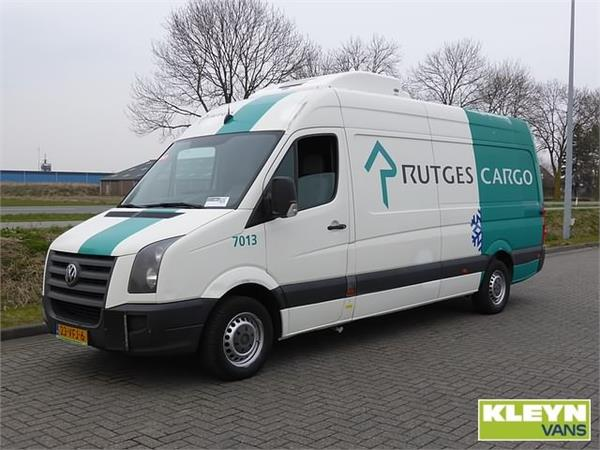 Volkswagen Crafter 2.5 2007 photo - 4
