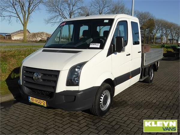 Volkswagen Crafter 2.5 2007 photo - 5