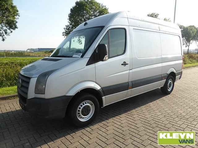 Volkswagen Crafter 2.5 2007 photo - 6