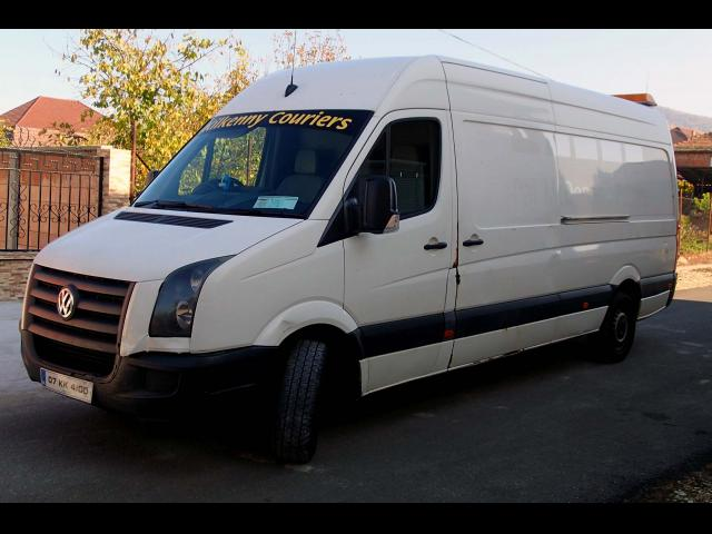 Volkswagen Crafter 2.5 2007 photo - 7