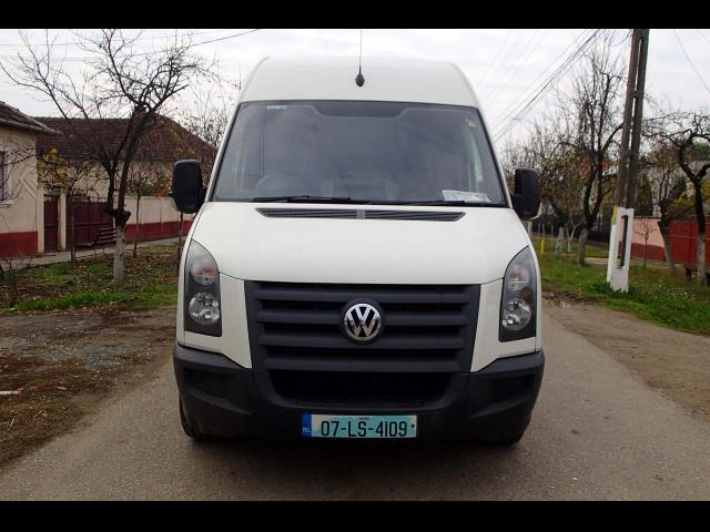 Volkswagen Crafter 2.5 2007 photo - 8