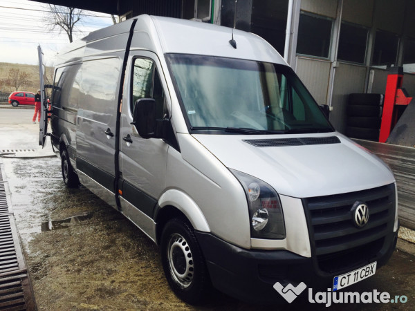 Volkswagen Crafter 2.5 2008 photo - 10