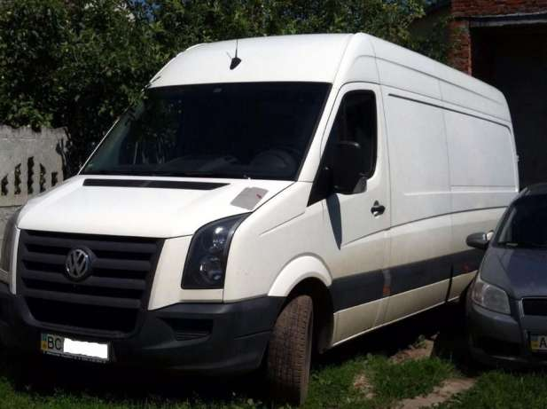 Volkswagen Crafter 2.5 2008 photo - 3