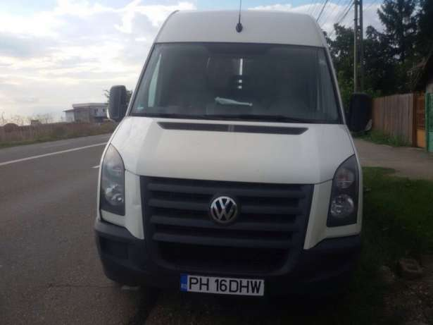 Volkswagen Crafter 2.5 2008 photo - 4
