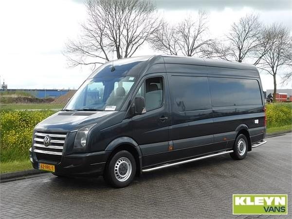 Volkswagen Crafter 2.5 2008 photo - 8