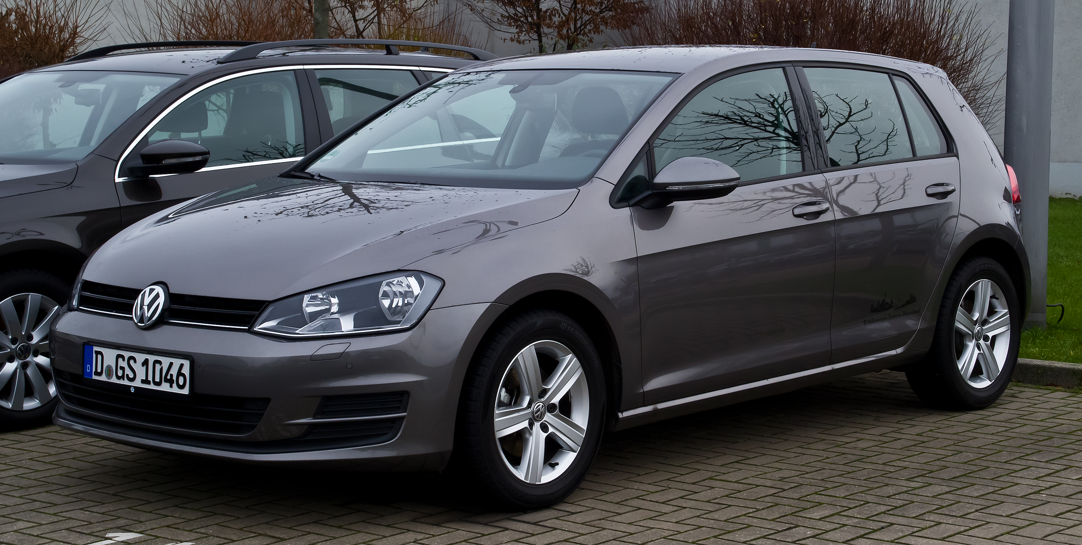Volkswagen Golf 1.2 2014 photo - 1