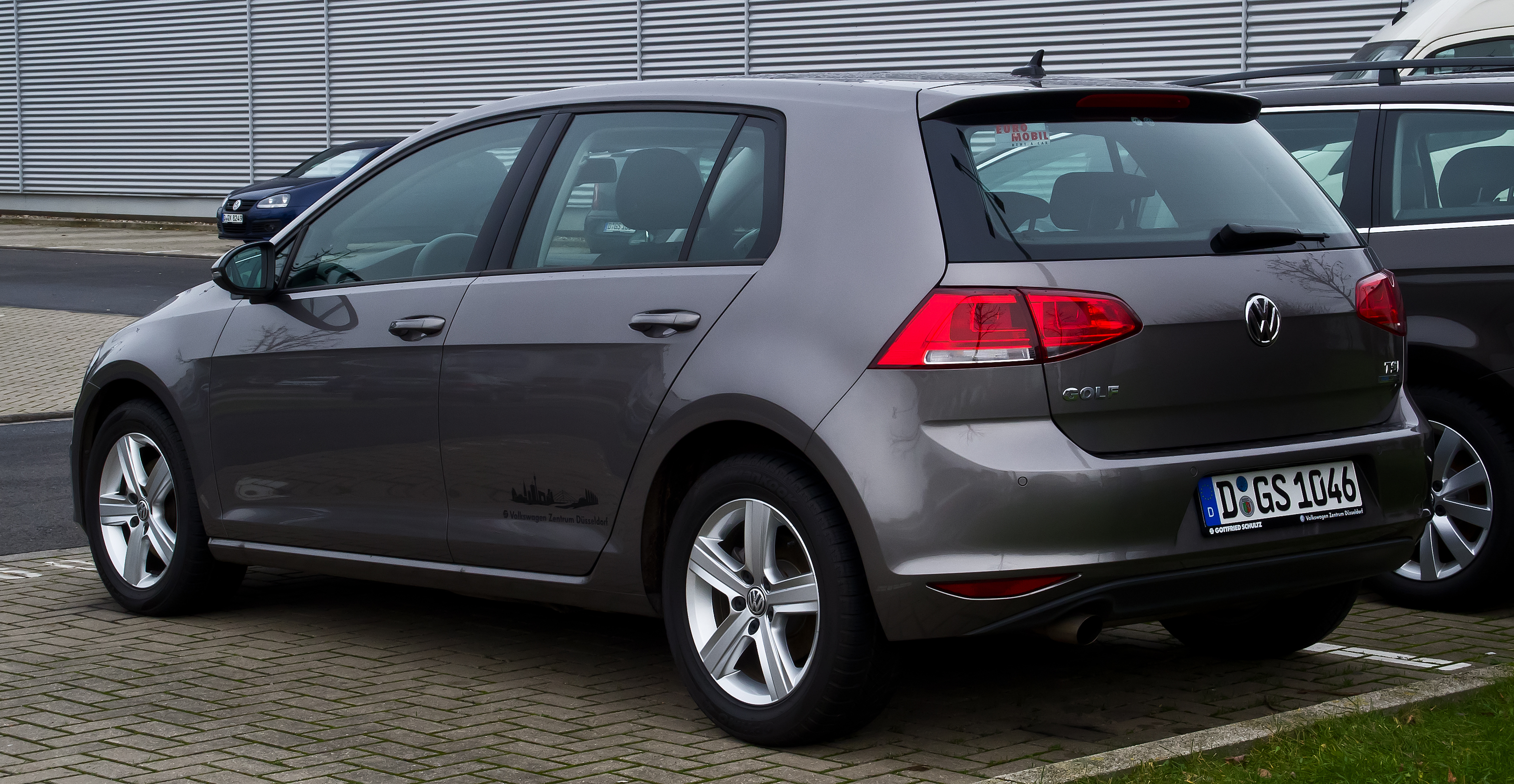 Volkswagen Golf 1.2 2014 photo - 2