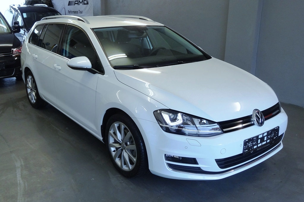 Volkswagen Golf 1.2 2014 photo - 4