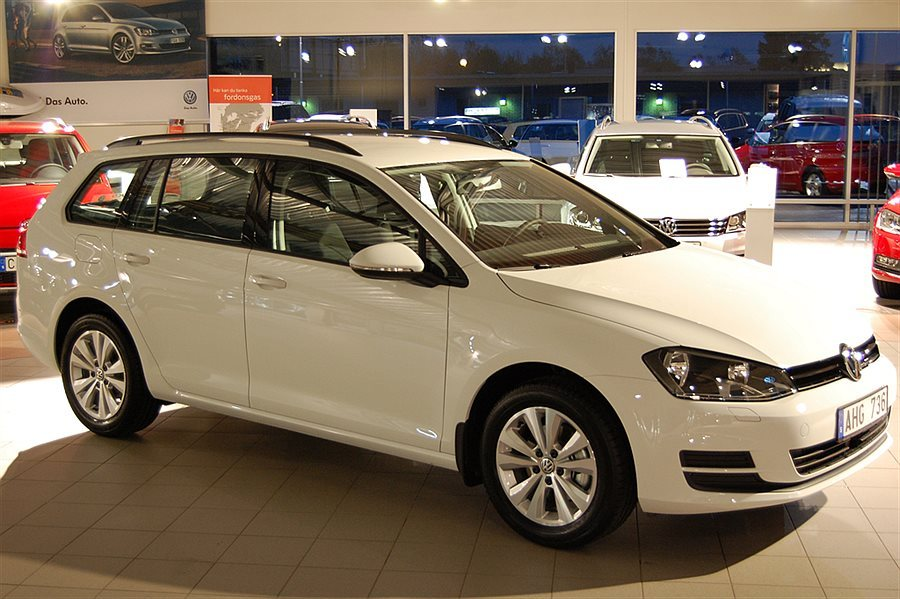 Volkswagen Golf 1.2 2014 photo - 6