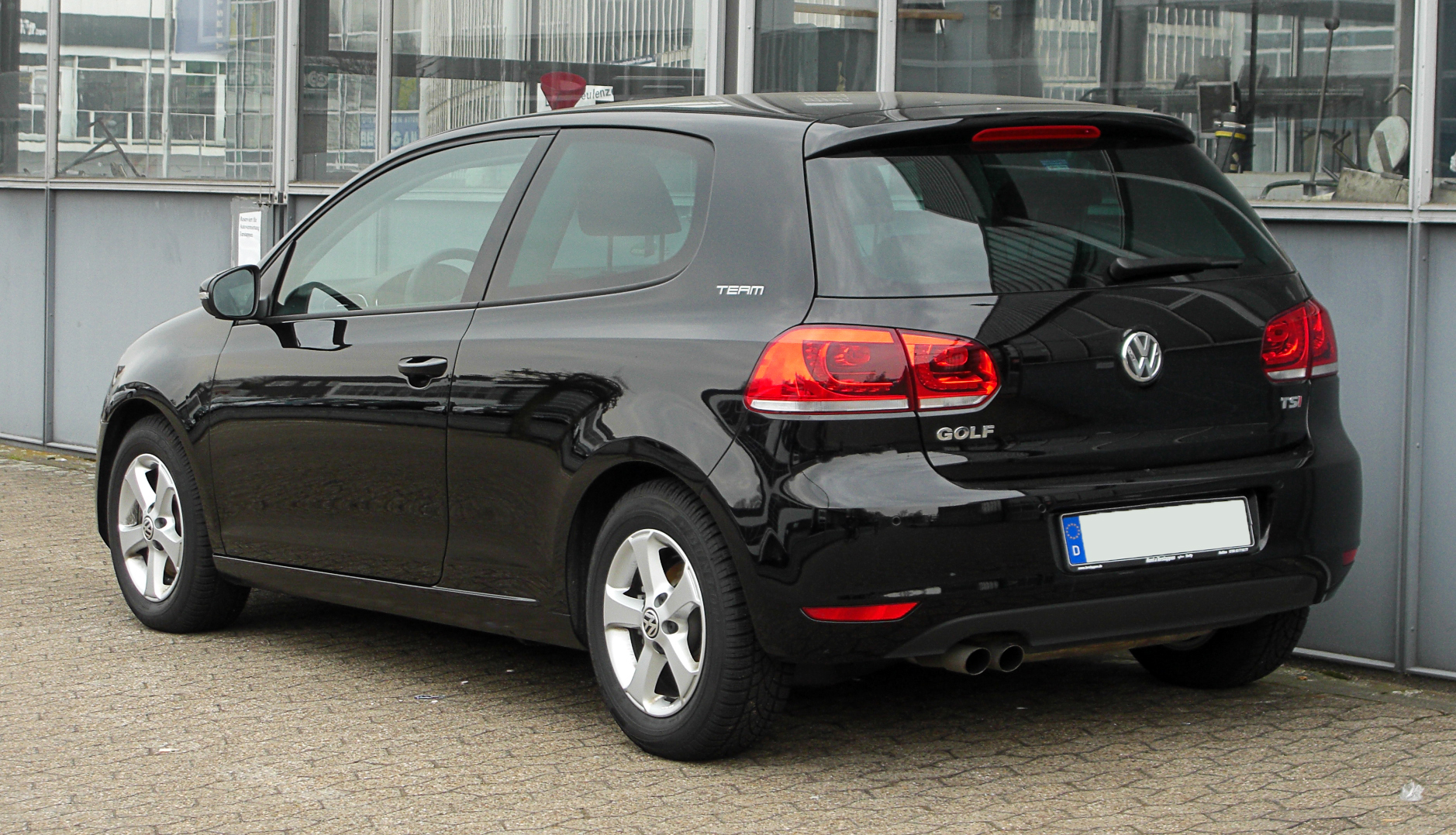 Volkswagen Golf 1.4 2011 photo - 1