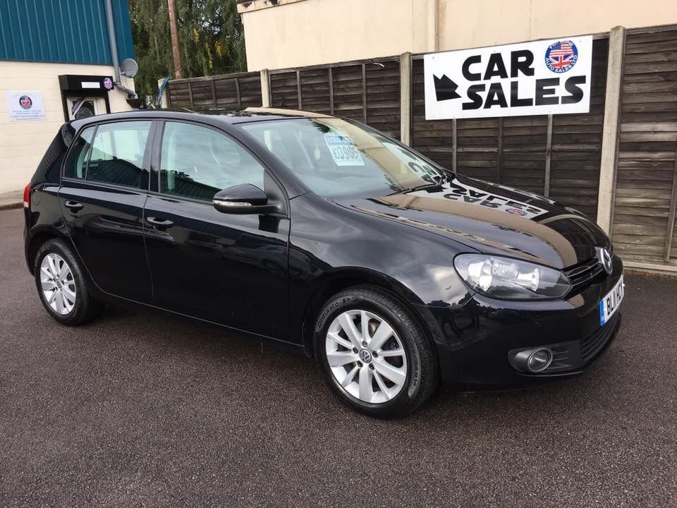 Volkswagen Golf 1.4 2011 photo - 12