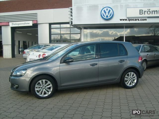 Volkswagen Golf 1.4 2011 photo - 3