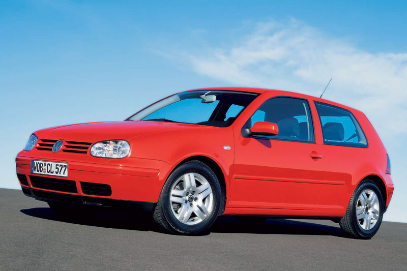 Volkswagen Golf 1.6 1998 photo - 2