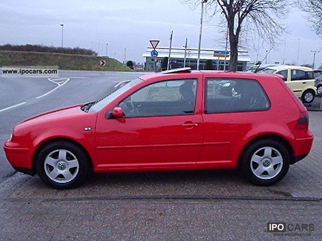 Volkswagen Golf 1.6 1998 photo - 5