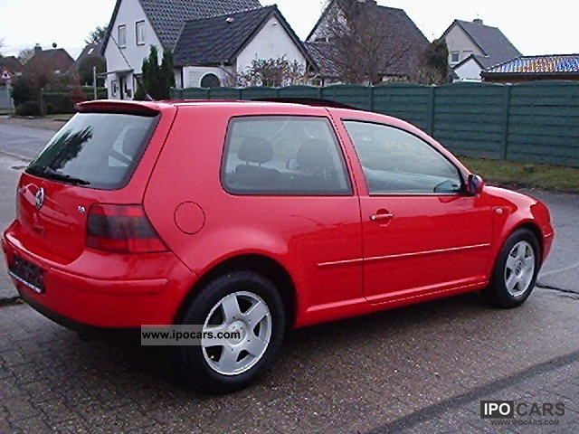 Volkswagen Golf 1.6 1998 photo - 9