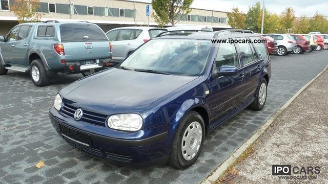 Volkswagen Golf 1.6 1999 photo - 10