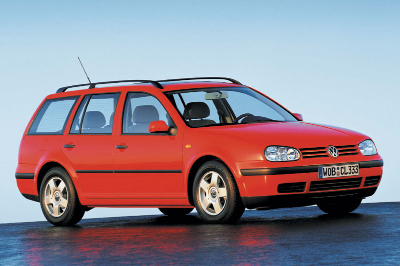 Volkswagen Golf 1.6 1999 photo - 2