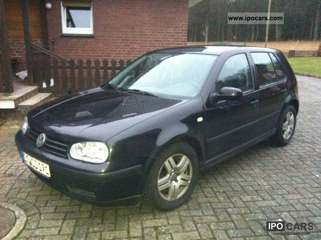 Volkswagen Golf 1.6 1999 photo - 4
