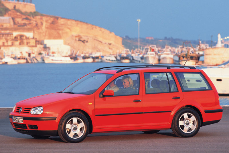 Volkswagen Golf 1.6 1999 photo - 5