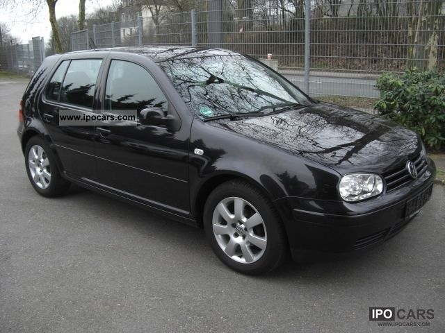 Volkswagen Golf 1.6 2003 photo - 3