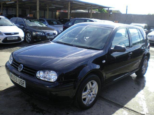 Volkswagen Golf 1.6 2003 photo - 4