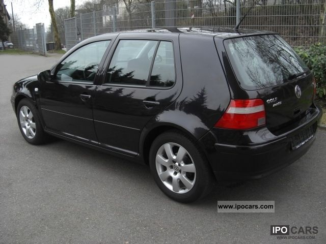 Volkswagen Golf 1.6 2003 photo - 9