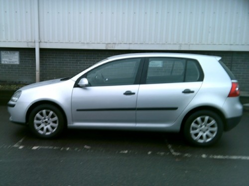 Volkswagen Golf 1.6 2004 photo - 6