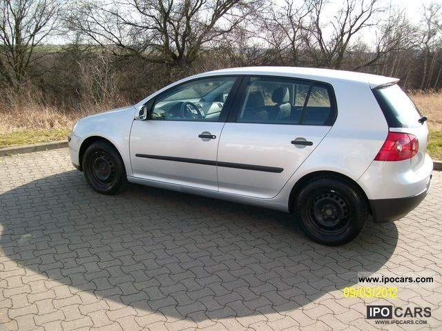 Volkswagen Golf 1.6 2004 photo - 7