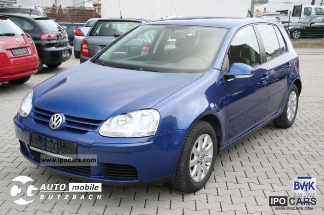 Volkswagen Golf 1.6 2004 photo - 8