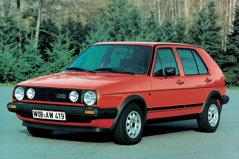 Volkswagen Golf 1.8 1985 photo - 1
