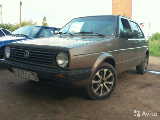 Volkswagen Golf 1.8 1985 photo - 11