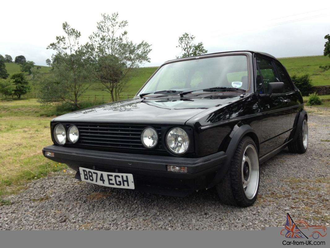 Volkswagen Golf 1.8 1985 photo - 3