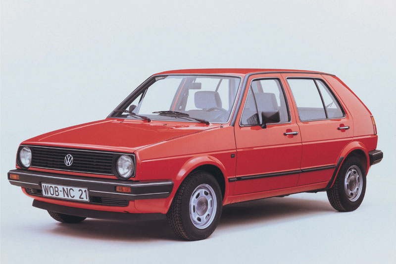 Volkswagen Golf 1.8 1985 photo - 5