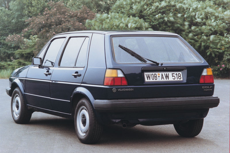 Volkswagen Golf 1.8 1985 photo - 6