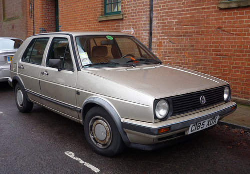 Volkswagen Golf 1.8 1985 photo - 7