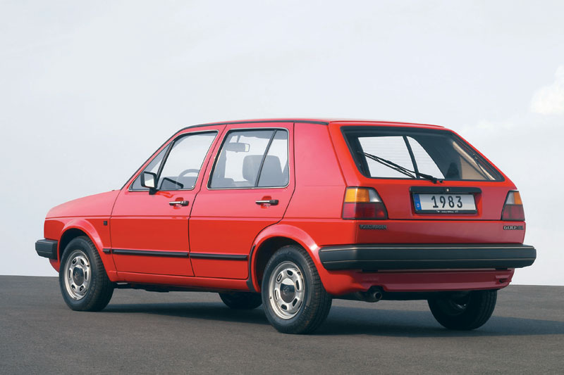Volkswagen Golf 1.8 1985 photo - 8
