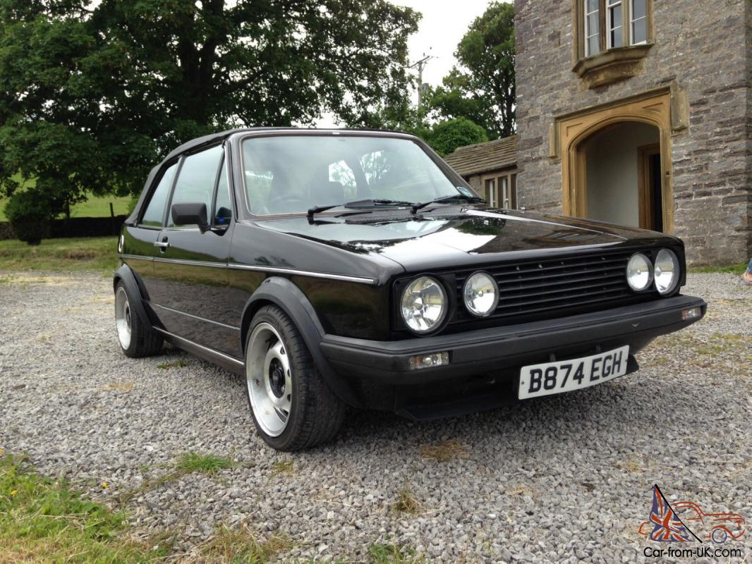 Volkswagen Golf 1.8 1985 photo - 9