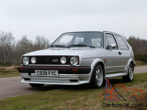 Volkswagen Golf 1.8 1986 photo - 2