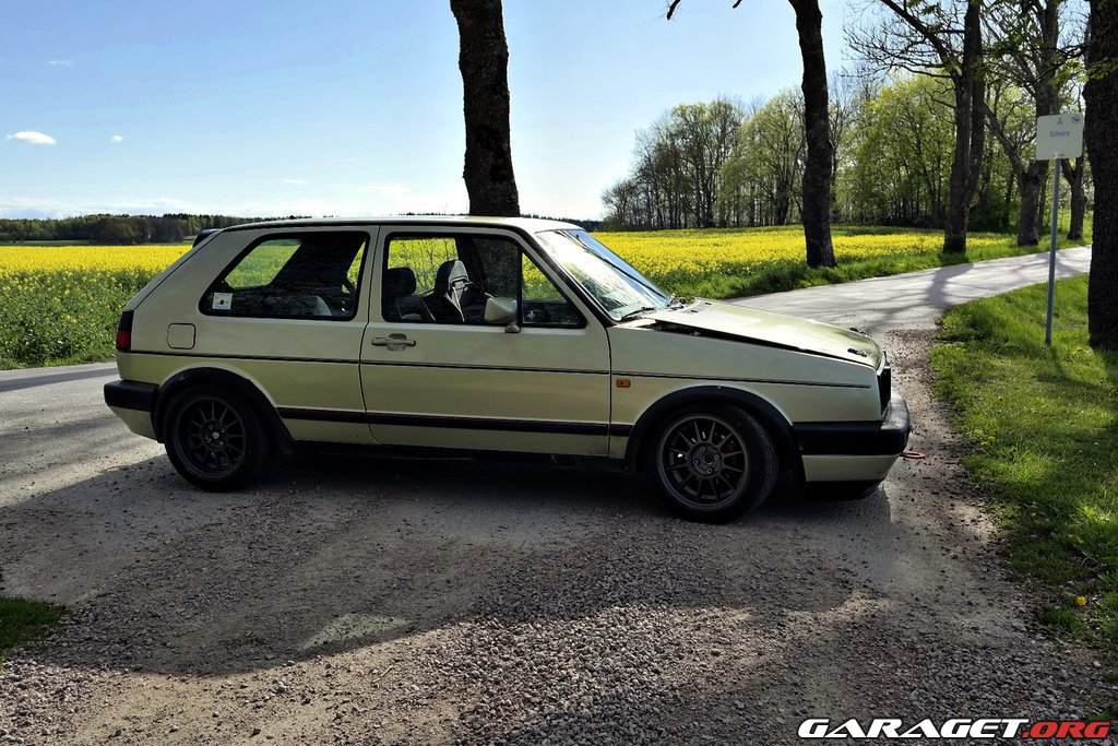 Volkswagen Golf 1.8 1986 photo - 4