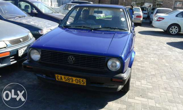 Volkswagen Golf 1.8 1986 photo - 7