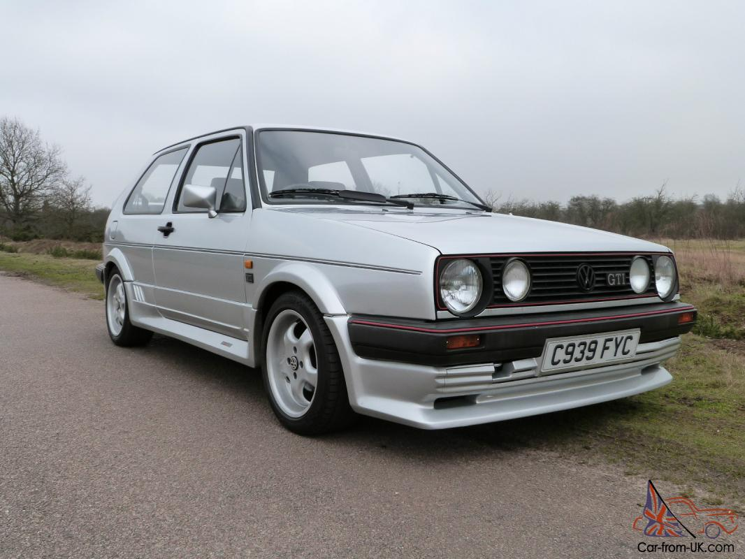 Volkswagen Golf 1.8 1986 photo - 8