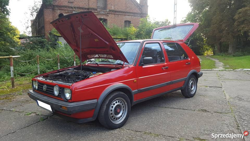 Volkswagen Golf 1.8 1988 photo - 6