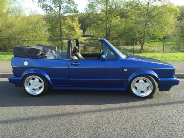 Volkswagen Golf 1.8 1988 photo - 7