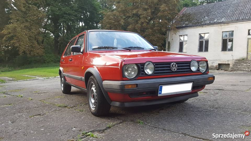 Volkswagen Golf 1.8 1988 photo - 8