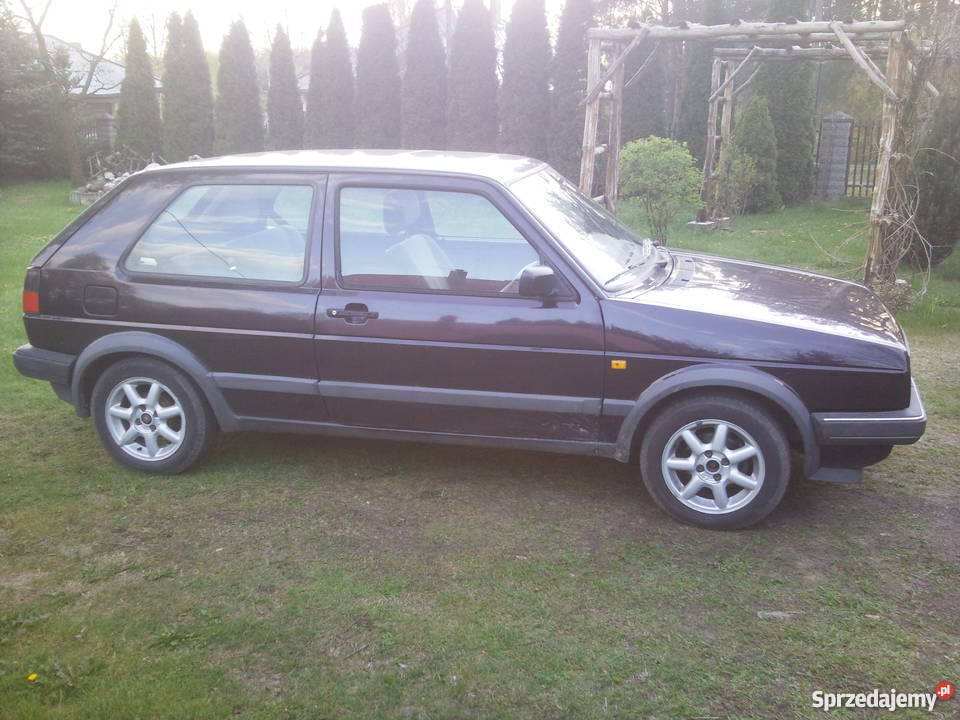 Volkswagen Golf 1.8 1990 photo - 8