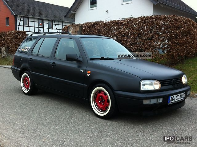 Volkswagen Golf 1.8 1994 photo - 1