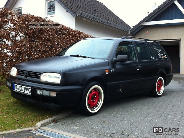 Volkswagen Golf 1.8 1994 photo - 12