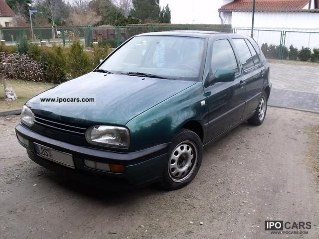 Volkswagen Golf 1.8 1994 photo - 3