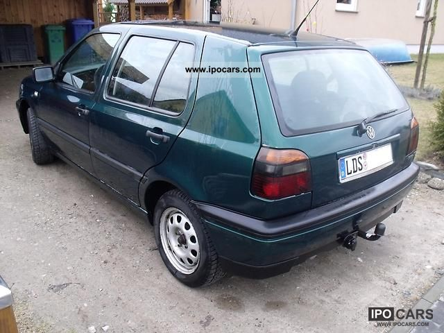Volkswagen Golf 1.8 1994 photo - 4