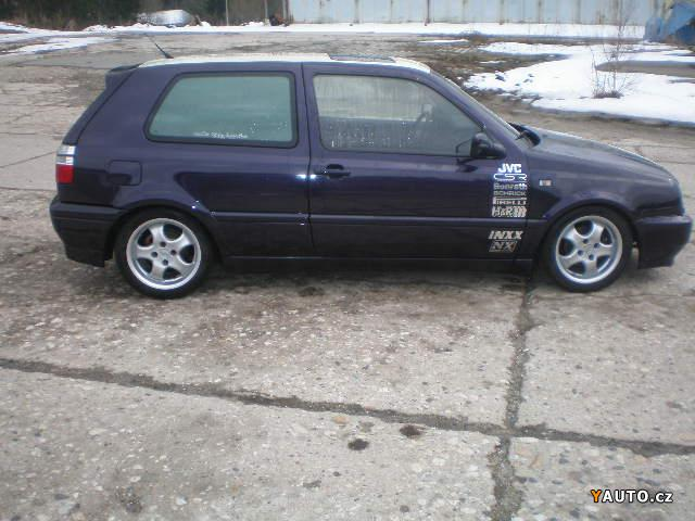 Volkswagen Golf 1.8 1994 photo - 7